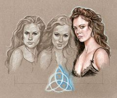 WIP Charmed_The Power of 3 by scotty309