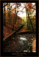 Spring Mill State Park by Moonchild213