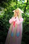 Activating Fairy Sphere - Mavis by YuyuCosplay