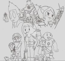 Bravest Warriors: The Future? by CelmationPrince
