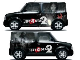 Cube Left4Dead2 by Noobsaucess