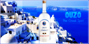 Ouzo The Greek Spirit by TheBigRedMonster