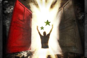 For Syria freedom by sameer-kH