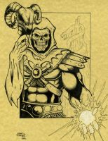 Skeletor markers by seanforney