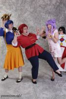 Ni Hao Ranma by FuzzyRedPants