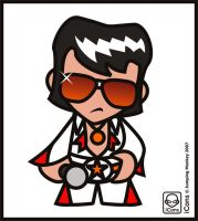 Elvis by JumpingMonkey