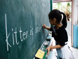All About the Kitten by bQw