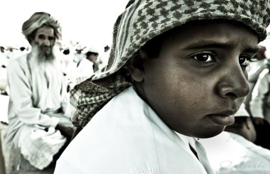 between generation by alz3aabi