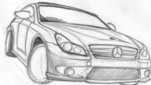 Mercedes by PavelLi86