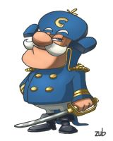 Cap'n Crunch by Zubby