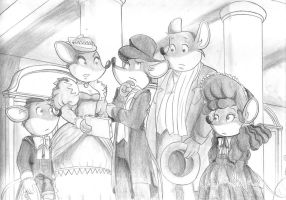Stiltons' Victorian Mash-up by lalunafelis