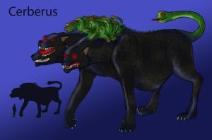Cerberus by Spearhafoc