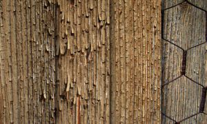 Exfoliated wood - texture pack by raduluchian