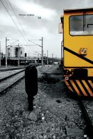watchman of the rails by HuLyAaYmAz