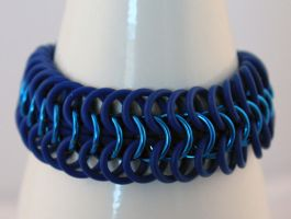 6 in 1 Blue Stretchy by chain-theory