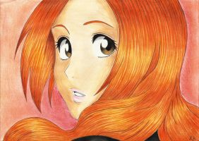 Orihime by 0Estella0