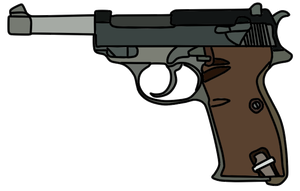 Walther P38 by WhellerNG