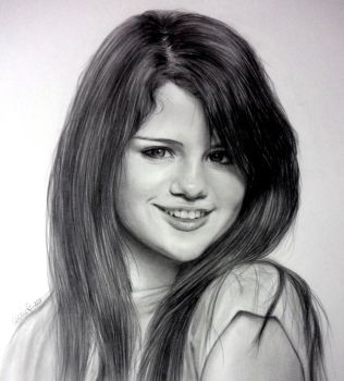 Selena Gomez by CallieFink