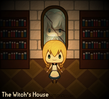 Horror RPG: The Witch's House by KiiroiKat