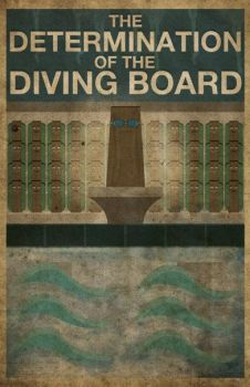Determination of the Diving B. by TheNorthSideKid