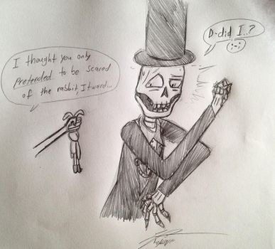 Fran Bow: But Itward...? by Katkalis