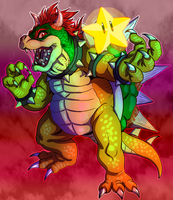 Bowser by x-EBee-x
