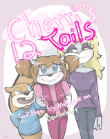 Cherri's Twelve Tails Cover by Artizluv