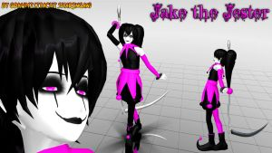 Jake the Jester + BIO by Gokumi