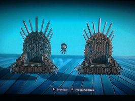Littlebigplanet of thrones by The-Architetcer
