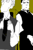 jeeves and wooster by MPHP-ao