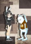 Lapin and Conejo Fernandez by Carlos-the-G