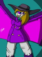 Darkwing...me by singingaboutthesnow