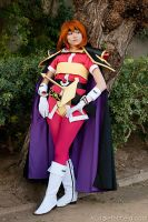 Lina Inverse - The Slayer by NunnallyLol