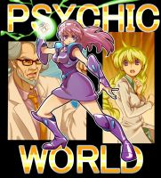 Psychic World by kamiomutsu