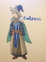 Colress (+Mage outfit) by LitatheGuardian