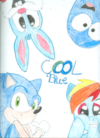 Cool blue by superdupertails