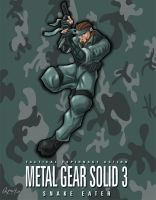 Metal Gear by alxortega