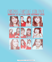 CHRISTMAS FAIRYTALE Icon Pack by superstar-k