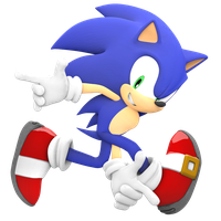 Sonic Adventure 1 Pose Remake!! by NIBROCrock
