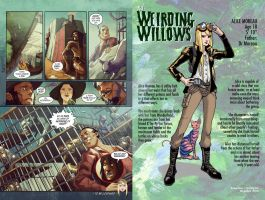 WEIRDING WILLOWS - the first chapter - 6 by DeevElliott