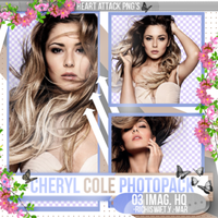 +Photopack png de Cheryl Cole. by MarEditions1