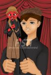 Cepot Puppet Show by fistybrokenmind