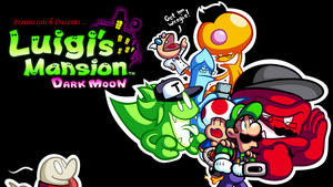 Brainscratch Thumbnail - Luigi's Mansion 2 by JamesmanTheRegenold