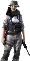 Battlefield 4 - Hanna Render By Ashish913 by Ashish-Kumar