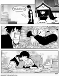 BLEACH: You work too much My captain by Ainwen27
