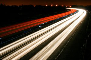 M3 Motorway Traffic Trails - 9 by fruitycube