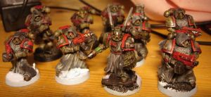 unfinished marines by Chaplain-Seraphi