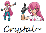 Crystal Sprites by BetaX64