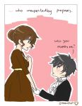 Pride and Prejudice (pg. 13) by OtakuPup