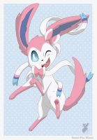 Sylveon by Sweet-Fox-Wings